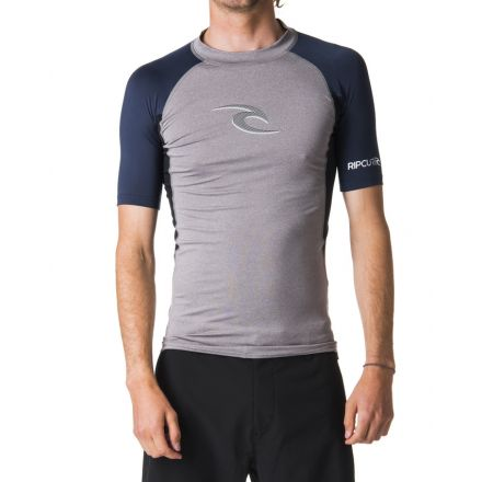 Rip Curl Wave S/SL UV Tee Grey
