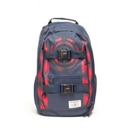 Mohave Backpack Eclipse Navy Fire Red