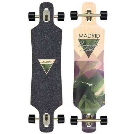 Madrid Canopy Spade 39'