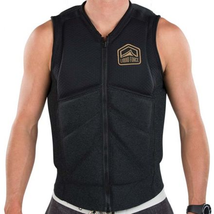 Liquid Force Z-Cardigan Comp Black