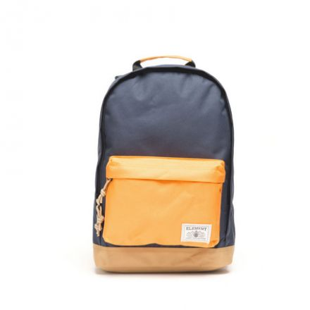 Beyond Backpack Eclipse Navy Oak Yellow