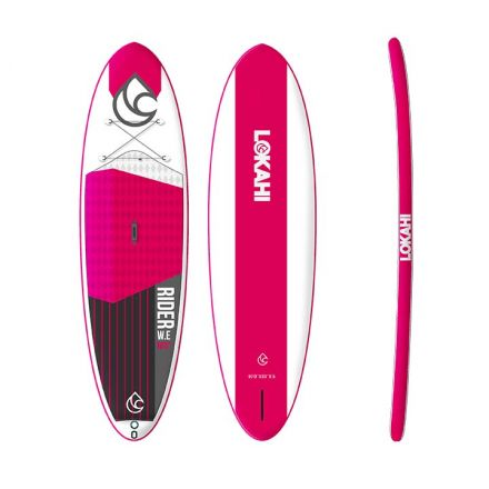 Sup Gonflable Lokahi We Rider Air 10' Pink