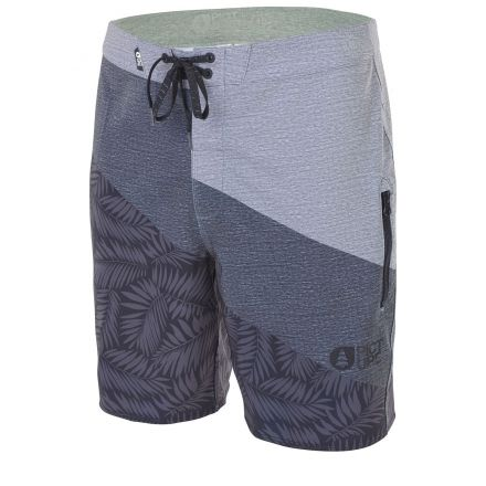 Picture Code 19 Boardshort Grey