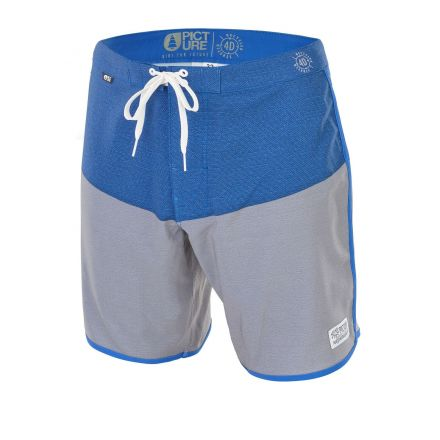 Picture Andy 17 Boardshort Grey