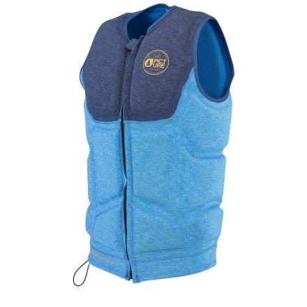 Picture Dony Impact Vest Blue