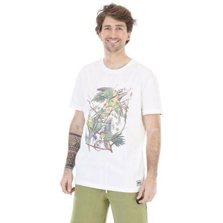 Picture T-shirt Parrot