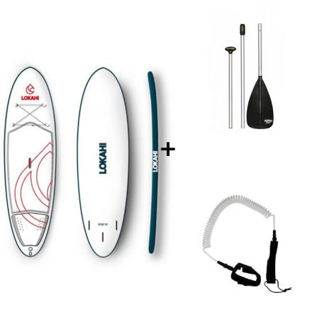 Pack Sup Gonflable Lokahi Enjoy Air + Pagaie + Leash