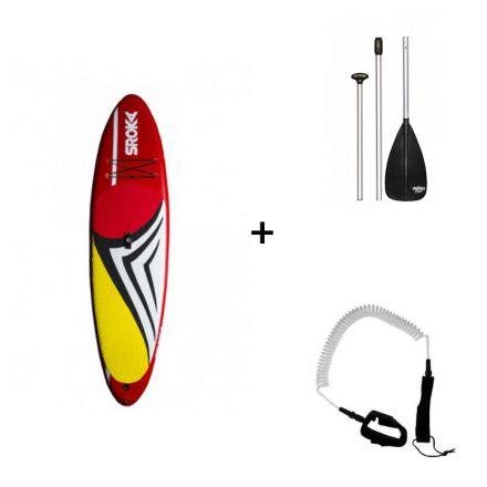 Pack Stand Up Paddle Gonflable Sroka Malibu