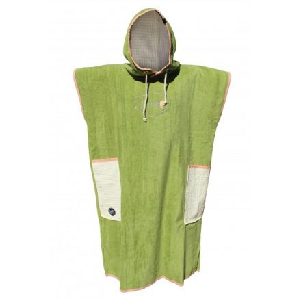 Poncho All-In Classic Bumpy Line Turtle