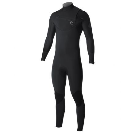 Rip Curl Dawn Patrol C/Zip 5/3 GB ST Black
