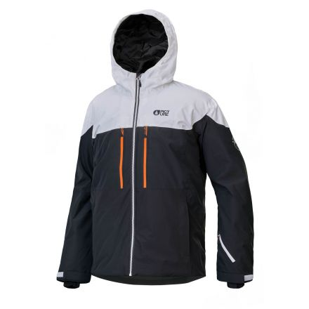 Picture Object Jacket Black