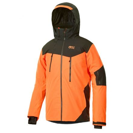 Picture Duncan jacket 3 in 1 Orange