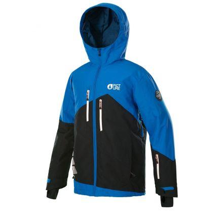Picture Styler Jacket Black Blue