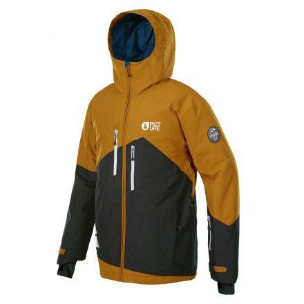 Picture Styler Jacket Camel Black