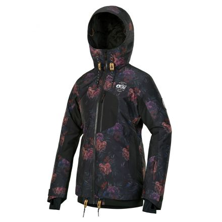 Picture Milk Jacket Flower Print