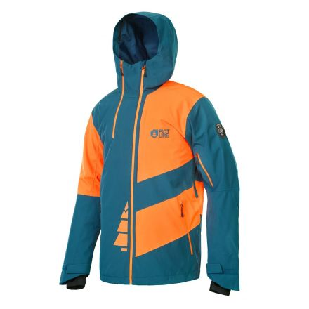 Picture Alpin Jacket 3 in 1 Petrol Blue