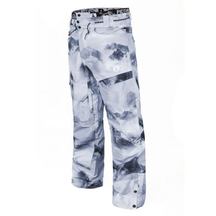 Picture Under Pant Print