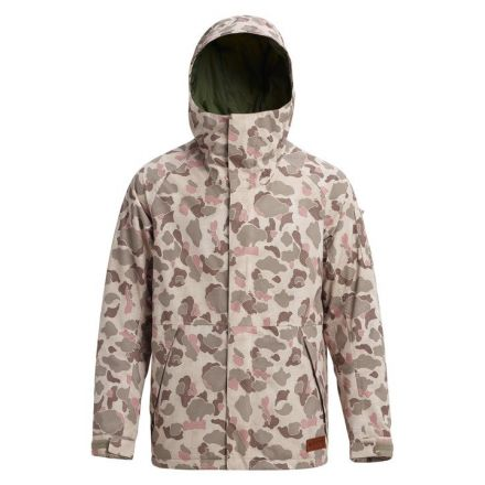 Burton Hilltop Jacket Pastel Desert Duck