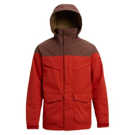 Burton Breach Jacket Bitter