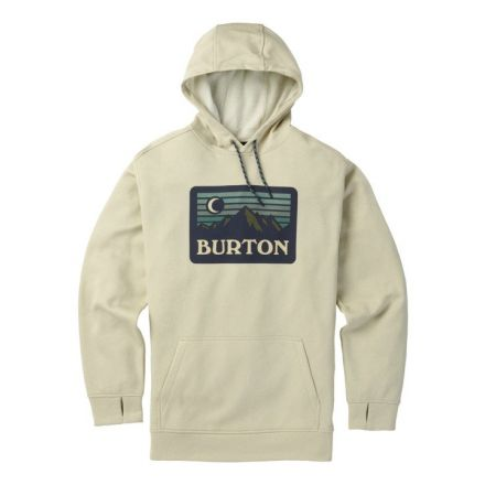 Burton OAK Pullover Pelican Heather