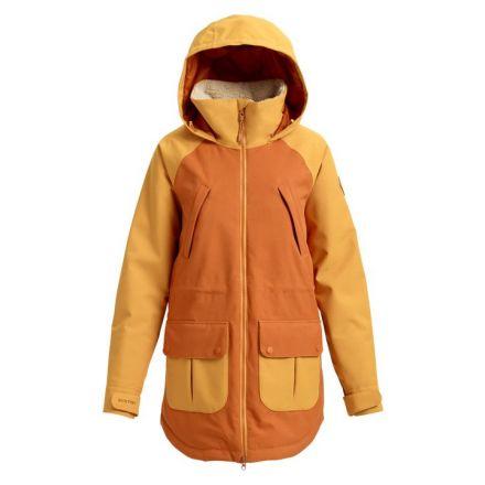 Burton Prowess Jacket Adobe Saushd