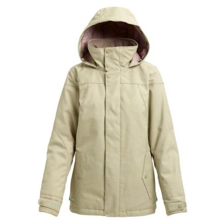 Burton Jet Set Jacket Hawk Heather