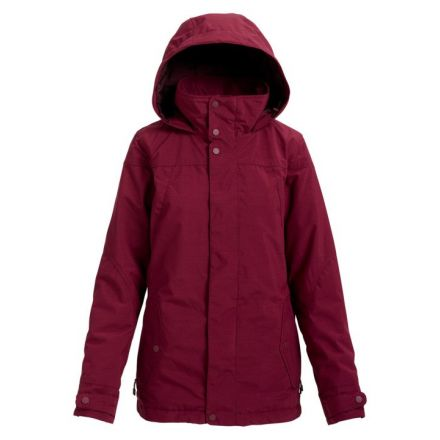 Burton Jet Set Jacket Port Royal Heather