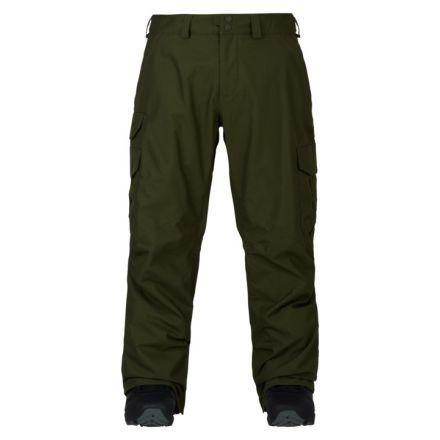Burton Cargo Pant Mid True Black