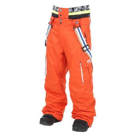 Picture Panel Pantalon Orange 2017