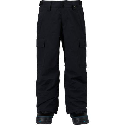 Burton Exile Cargo Pant True Black