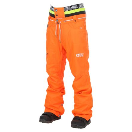 Picture Under Fluo Pantalon Orange Néon 2017
