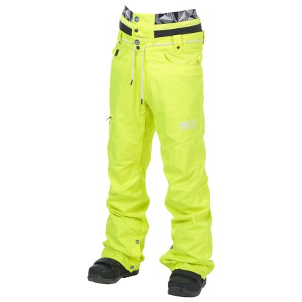 Picture Under Fluo Pantalon Jaune Néon 2017
