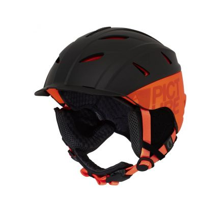 Picture Organic Casque Omega Orange