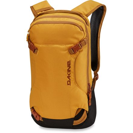 Dakine Heli Pro 12 L Mineral Yellow Sac a Dos