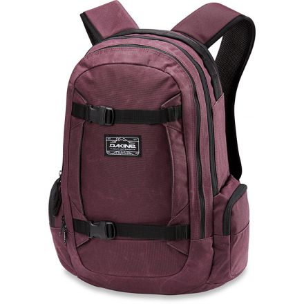 Dakine Mission 25 L Plum Shadow Sac a Dos