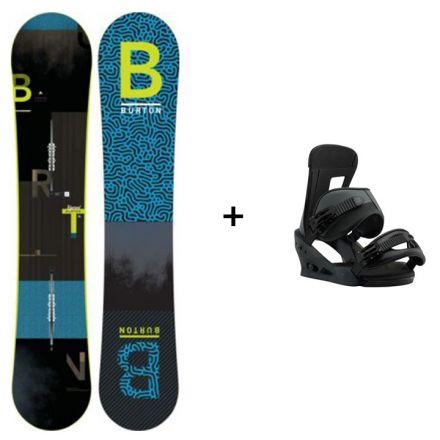 Burton Ripcord + Burton Freestyle