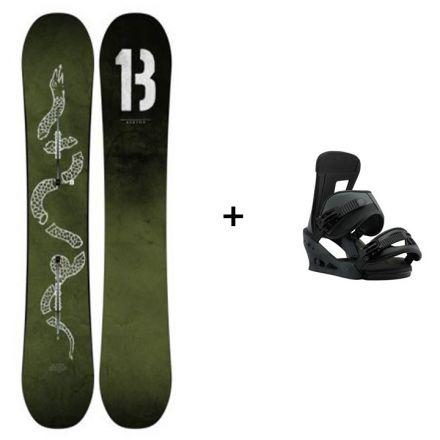 Burton Descendant + Burton Freestyle
