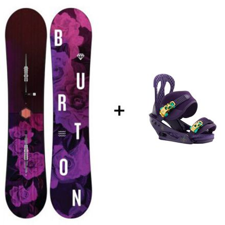 Burton Stylus + Burton Citizen