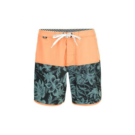 Picture Boardshort Andy 17 Peach