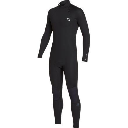 Billabong Absolute BZ Full Suit Flatlock Black