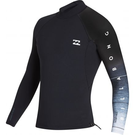 Billabong Pro Series LS Jacket Black Fade
