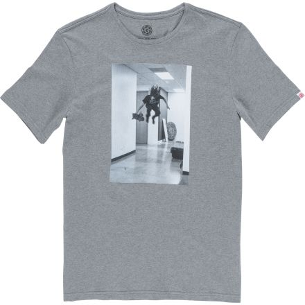 Element T-SHirt HR Grey