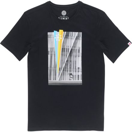 Element T-SHirt Sascha Flint
