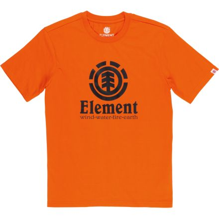 Element T-SHirt Vertical Flame