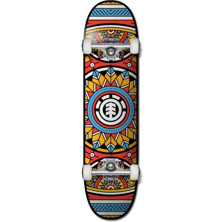 Element Skateboard Complete Feathers 8'