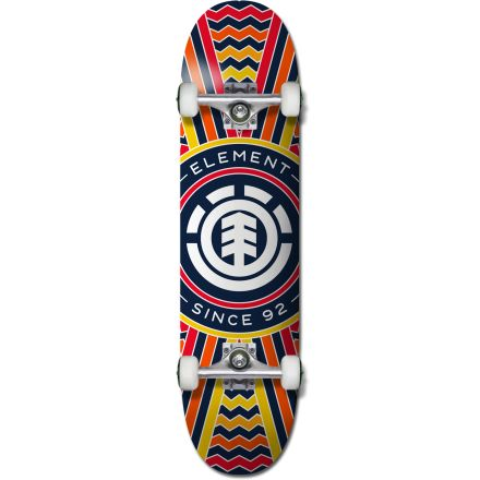 Element Skateboard Complete Golden Hour 7.5'