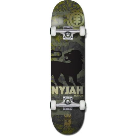 Element Skateboard Complete Nyjah Texture 7.75'