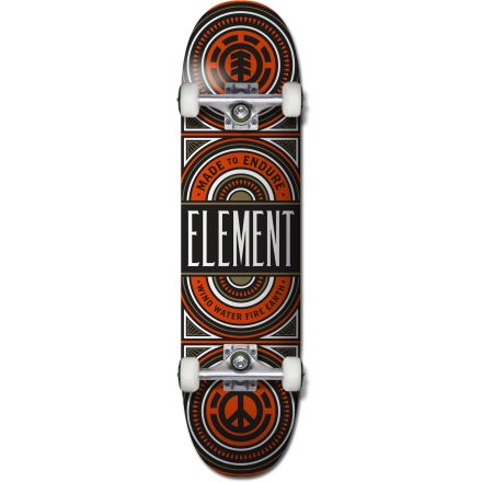 Element Skateboard Complete Peace Forum 7.75'