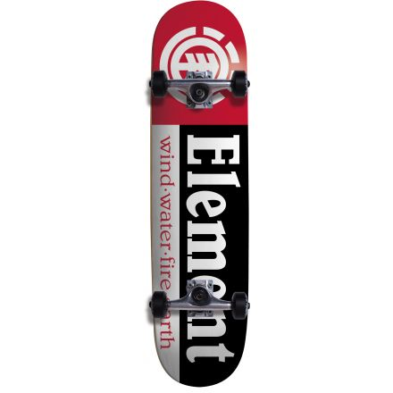 Element Skateboard Complete Section 7.75'