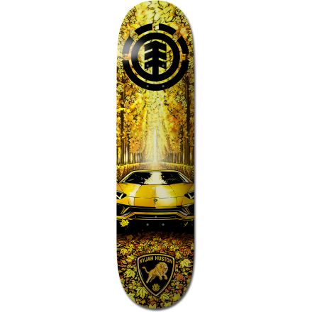 Element Deck Nyjah Gold Tree Tour